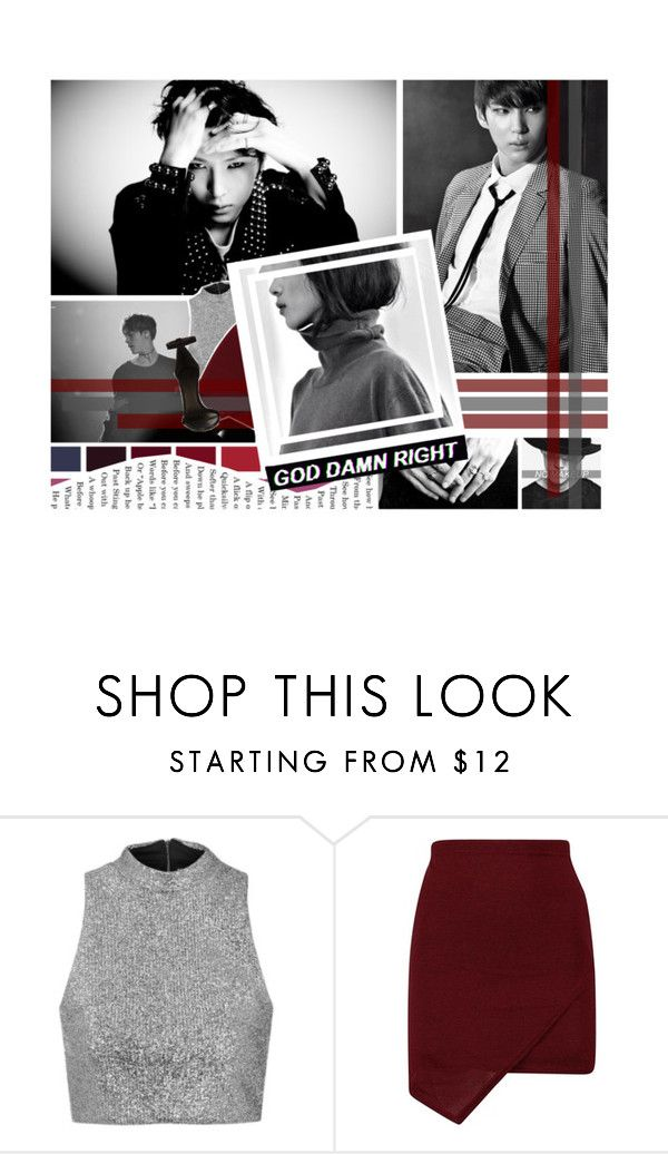 """K-POP 태그"" by autvmn-leaves ❤ liked on Polyvore featuring Topshop and Isabel Marant"