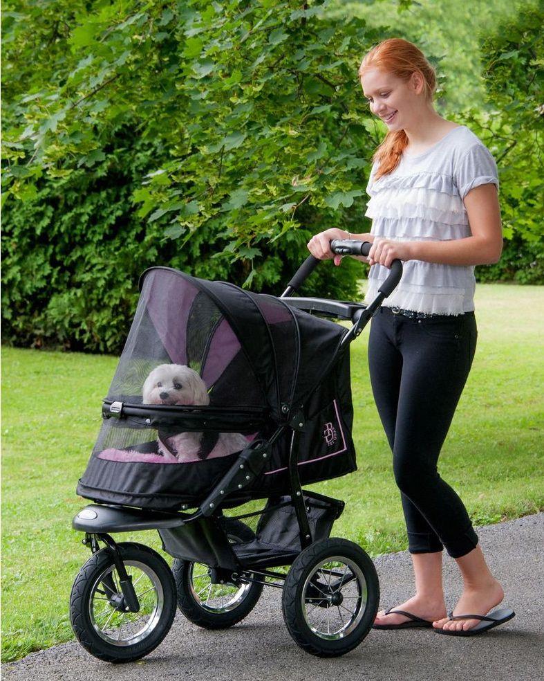 Critter comforts for older animals Pet stroller, Dog