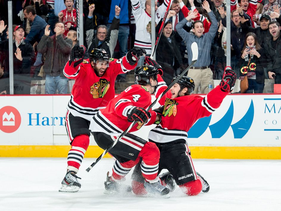 One Goal II Book Preview (Part 2) Chicago blackhawks