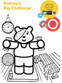 BBC Pudsey Series - вызов | MAGIC | Pinterest | Coloring apps