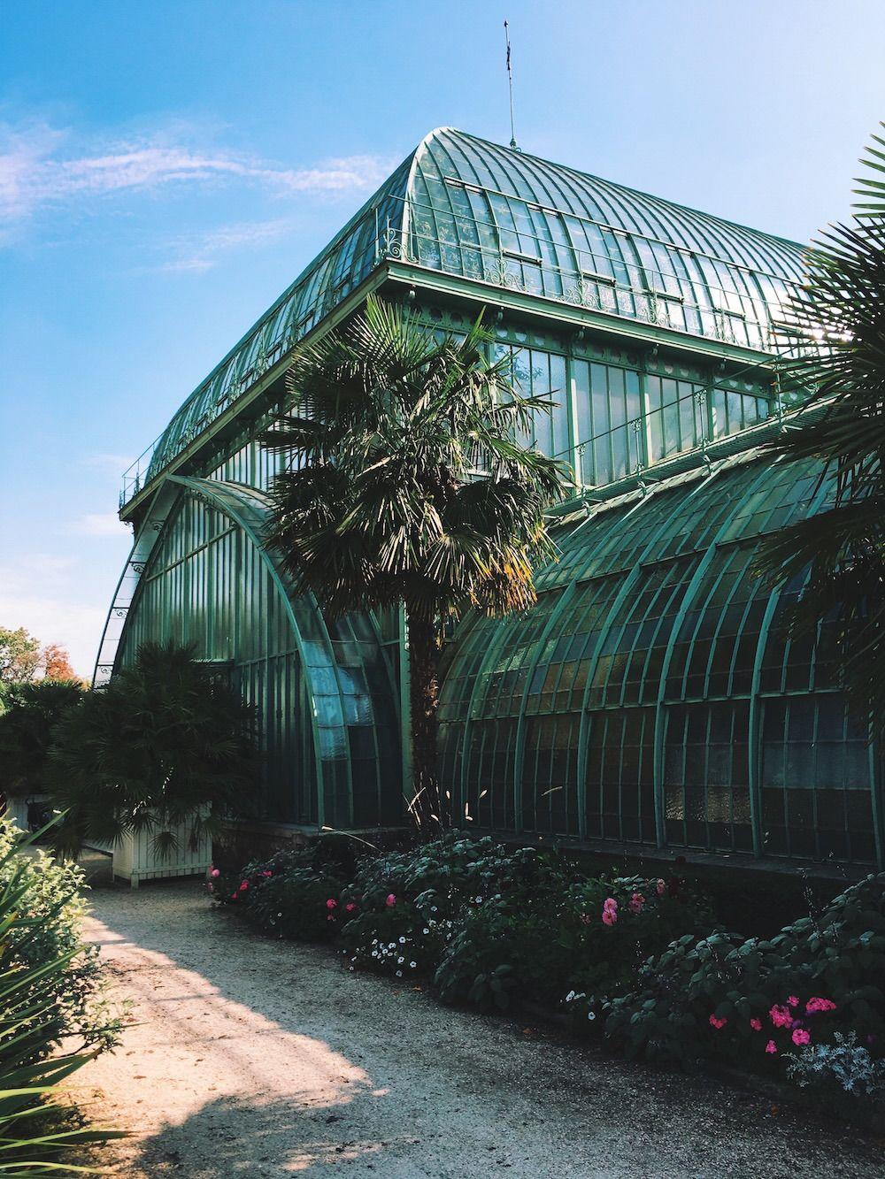 The Jardin Des Serres D Auteuil In Paris Reiseziele Reisen Garden Route