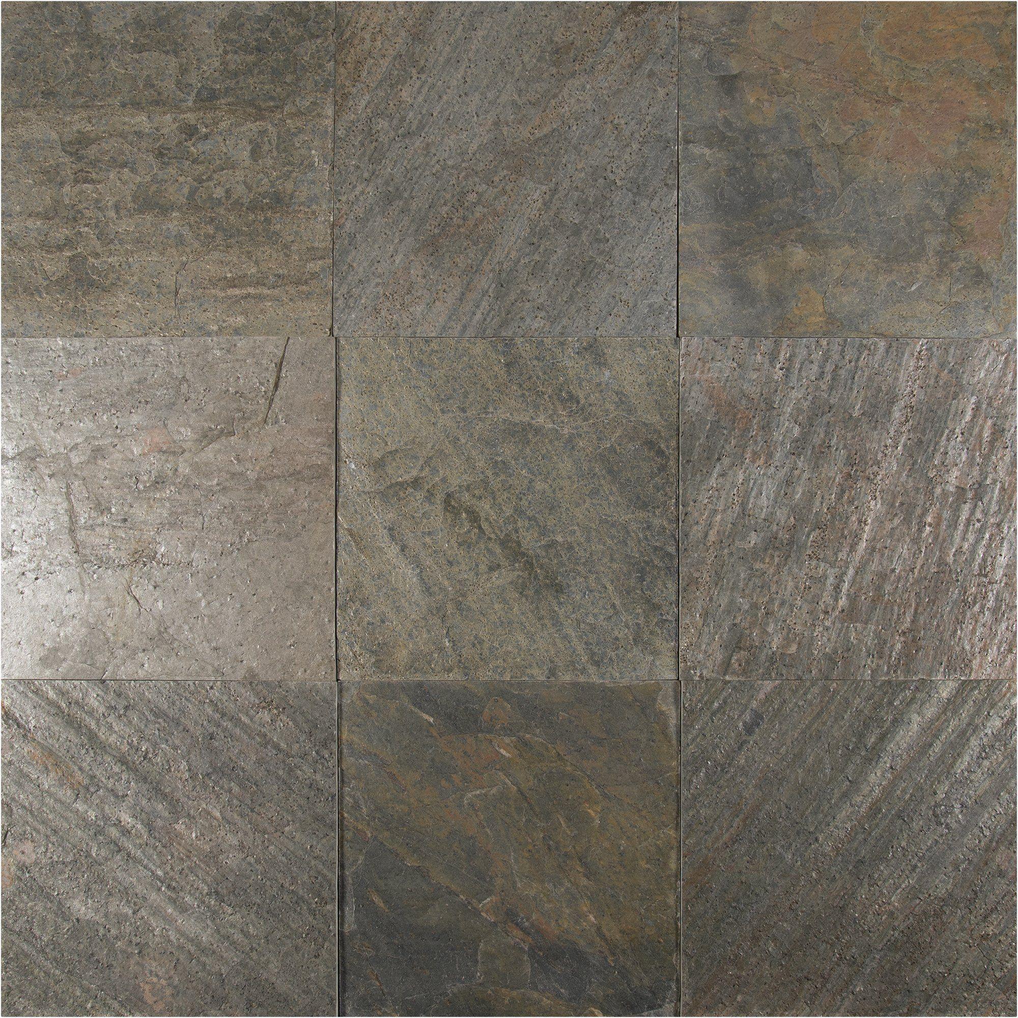 Seamless Grey Ostrich Slate Texture