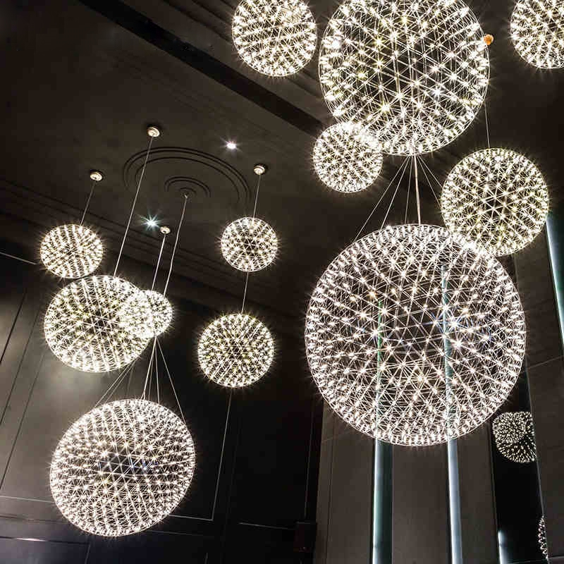 119.00$  Buy here - http://ai8xs.worlditems.win/all/product.php?id=32214881627 - Indoor hotel Restaurant Dining Room Bar wedding decorations pendant lights