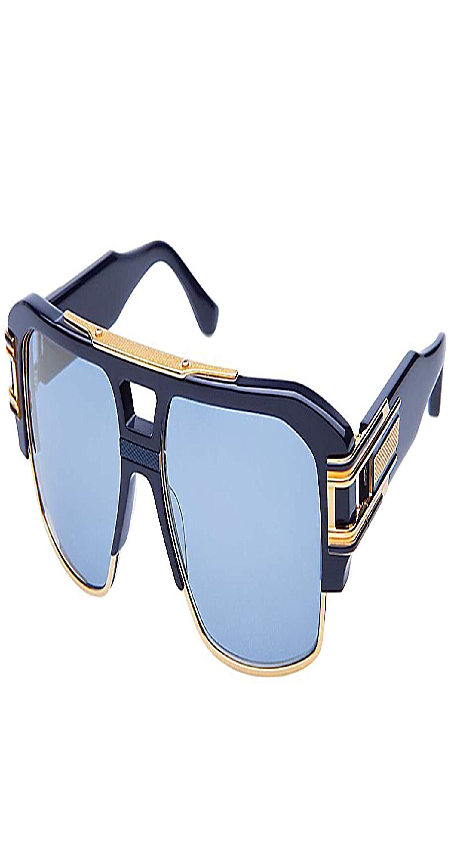 3710ba9e264 Dita GRANDMASTER FOUR DRX 2060 B-NVY-GLD Navy18K Gold w Blue w Gold ...