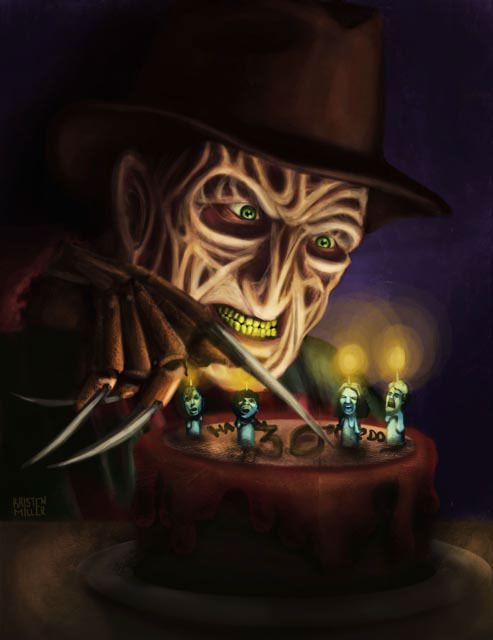 Pin by Jeanne Jones on Horror Birthday Pinterest Horror, Freddy