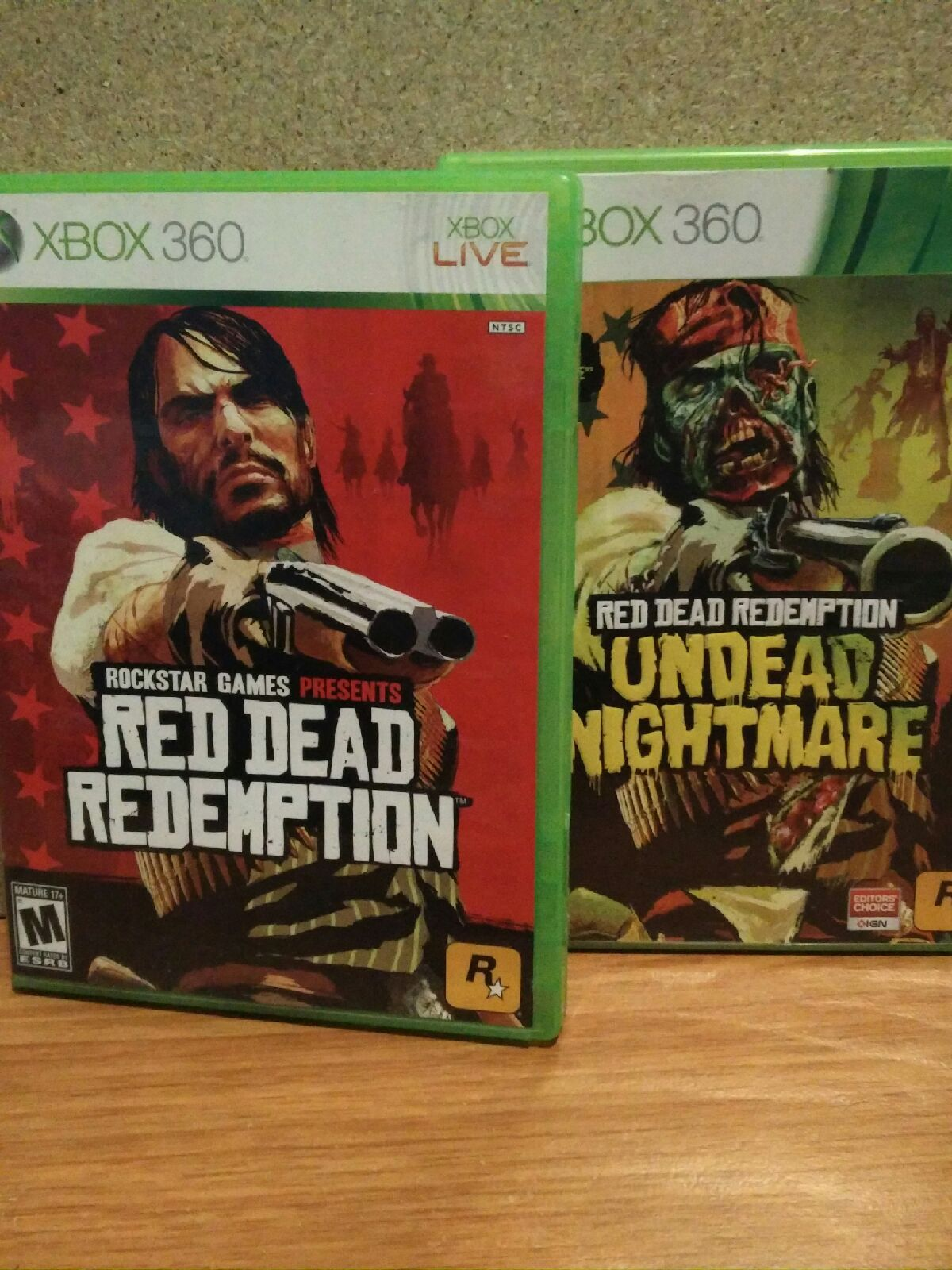 Get Both Red Dead Redemption The Undead Nightmare Dlc For Xbox 360 Read Dead Redemption Play As A Rogue Cowboy In Red Dead Redemption Undead Game Presents