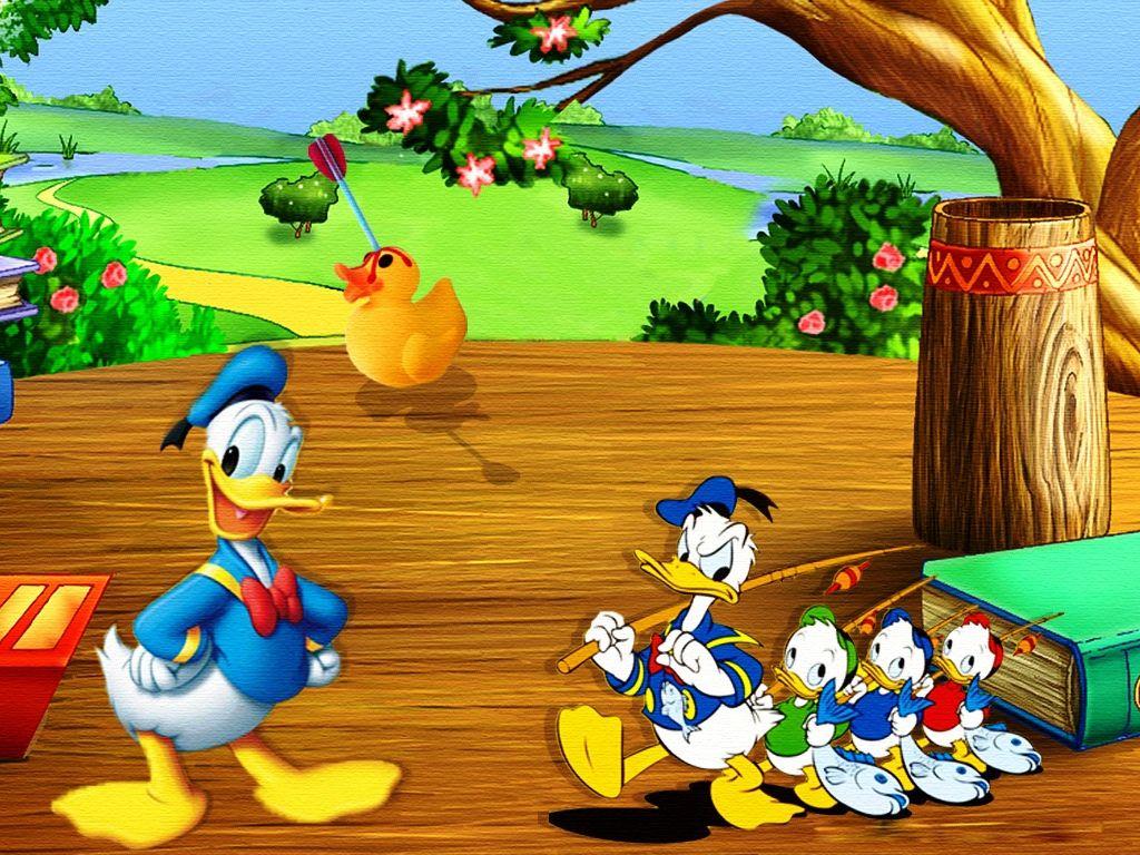 Donald Duck HD Wallpapers Backgrounds Wallpaper