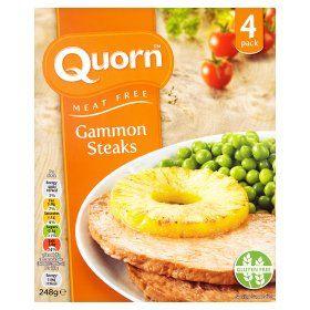 Online Food Shopping Gammon Steak Quorn Food