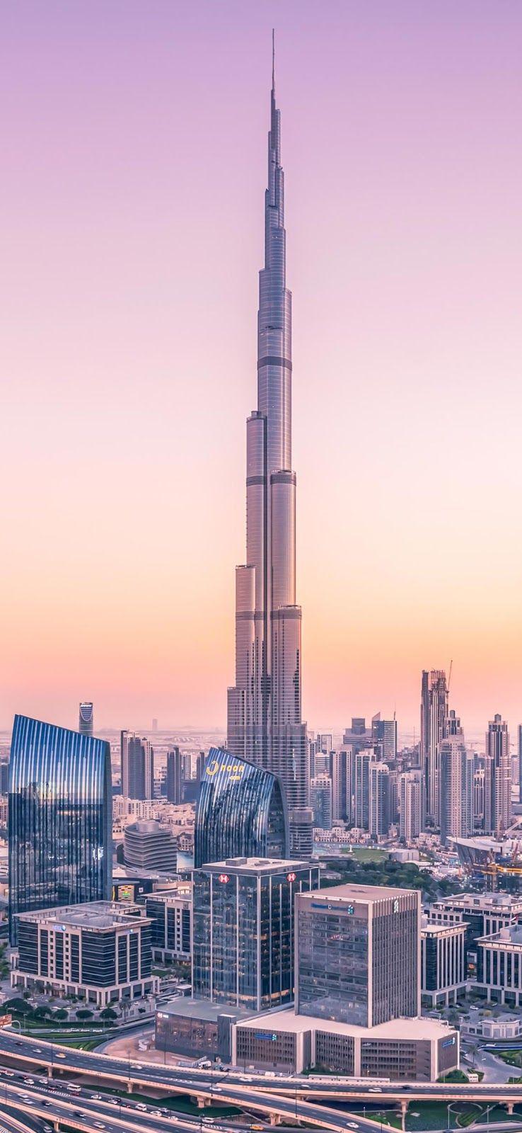 Burj Khalifa Wallpaper Cityscape Wallpaper Cityscape Dubai Wallpaper Hd