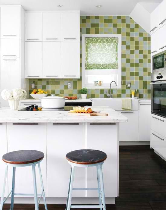 35 Clever And Stylish Small Kitchen Design Ideas Capricious With Breakfast Bar