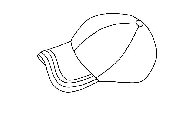 Pin By Dolores Mcmillin On Patterns Coloring Pages Baseball Cap Color