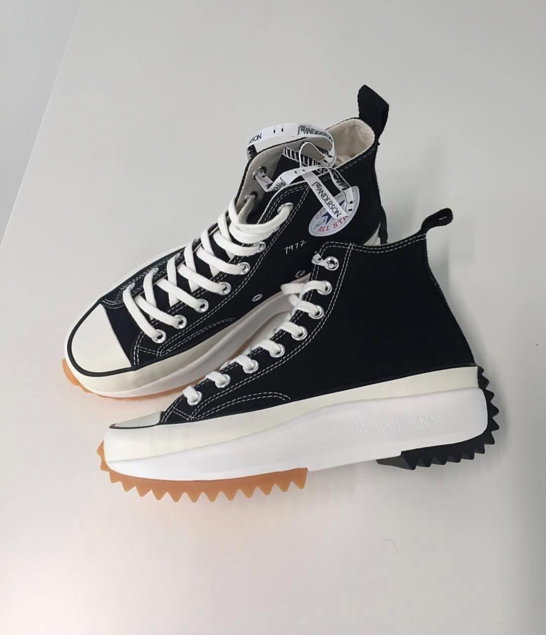 "official photos ccd1f 3f327 FF on Instagram  ""JW Anderson x Converse"""