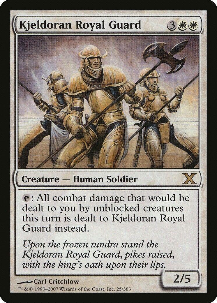 Pin by Hoir Hiero on Index Human MTG Royal guard, Magic