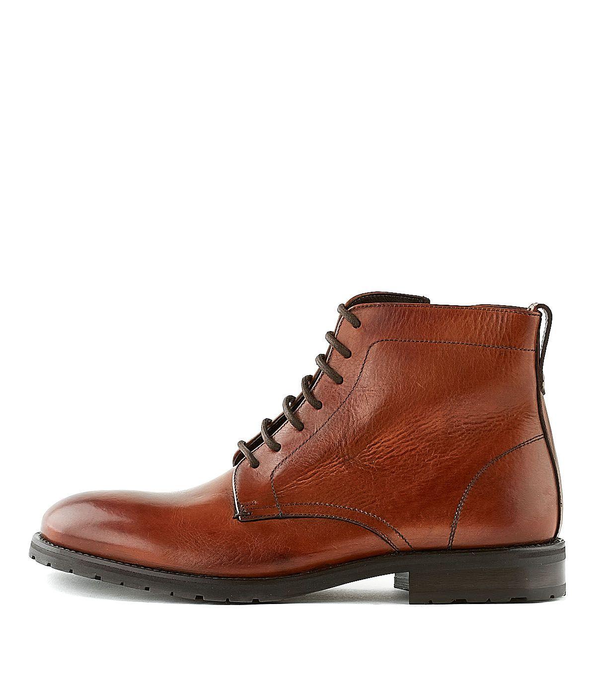MORANDI Boot 4303 Men Cognac Rossi&Co #morandi #madeinitaly