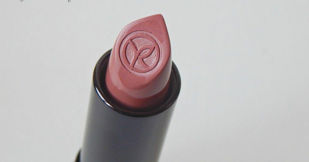 Yves Rocher Rouge Vertige 34 Satin Rose Centifolia Lips Yves