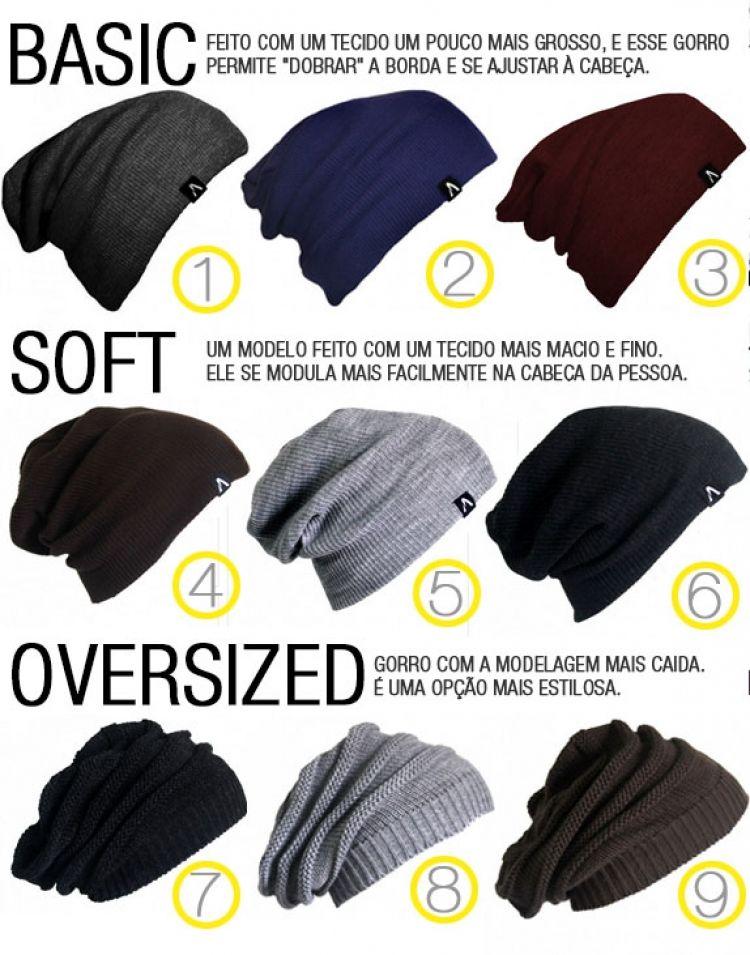 Dicas de como usar uma touca ou gorro masculino  00349f70ded