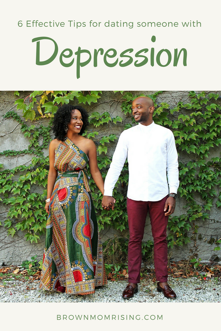 Dating someone with depression blog