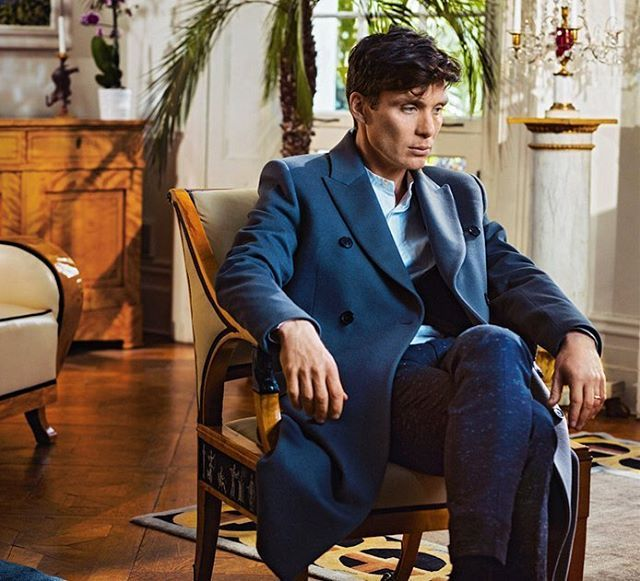 1,815 отметок «Нравится», 40 комментариев — Cillian Murphy (@ofycm) в Instagram: «Cillian Murphy models the season's finest coats in the June issue of @ukesquire Check out the full…»
