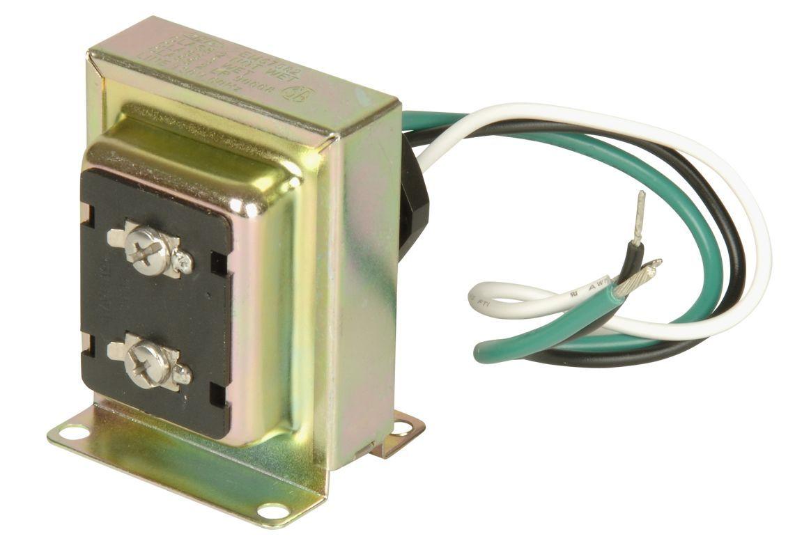 Craftmade T1615 16 Volt Door Chime Transformer - 15 Watt Maximum Load Door Chimes Accessory Transformer