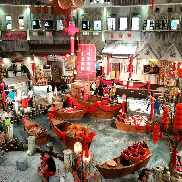 [PHOTOS] SAYS Top 9 MustSee CNY Mall Decorations In