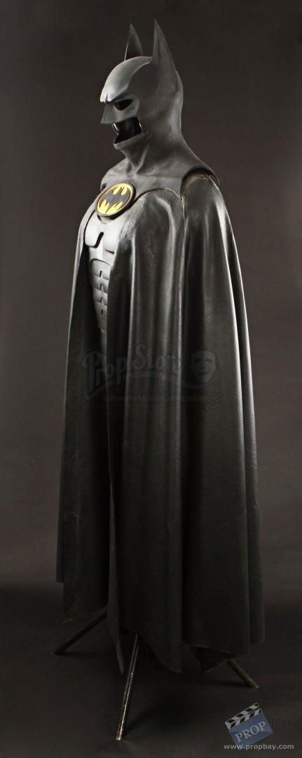 Batsuit from BA...