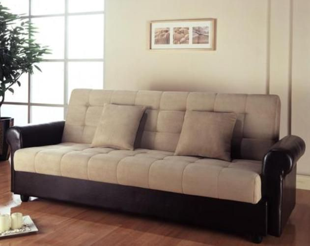 Moon Studio Sleeper Futon, Living Room Furniture | Walmart Canada Online  Shopping $499