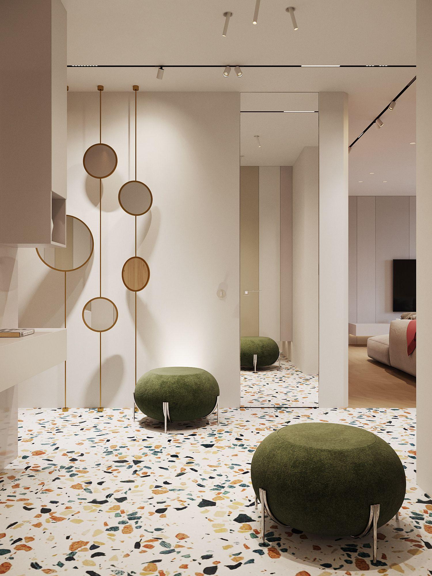 Mops Stripe On Behance Interiordesign Interiors Design Architecture In 2020 Apartment Interior Design Interior Design Gallery Apartment Interior