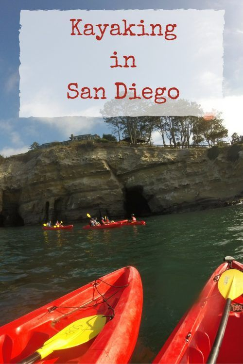 Kayaking In San Diego At La Jolla Cove Best Of Mariaabroad