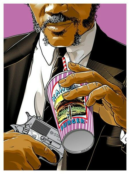 Pulp Fiction Pulp Fiction Art Pulp Fiction Pop Art