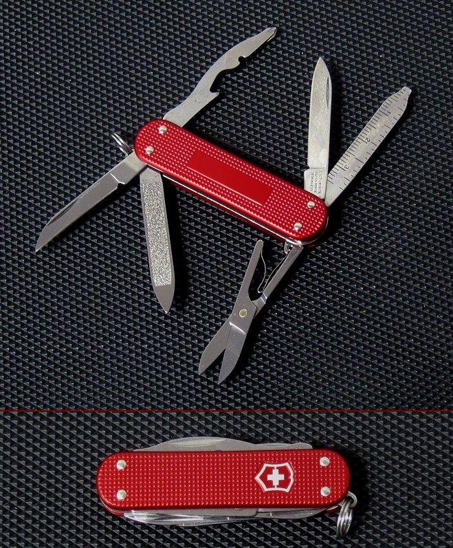 Drifter Swiss Bianco Swiss Army Swiss Army Knife Silver
