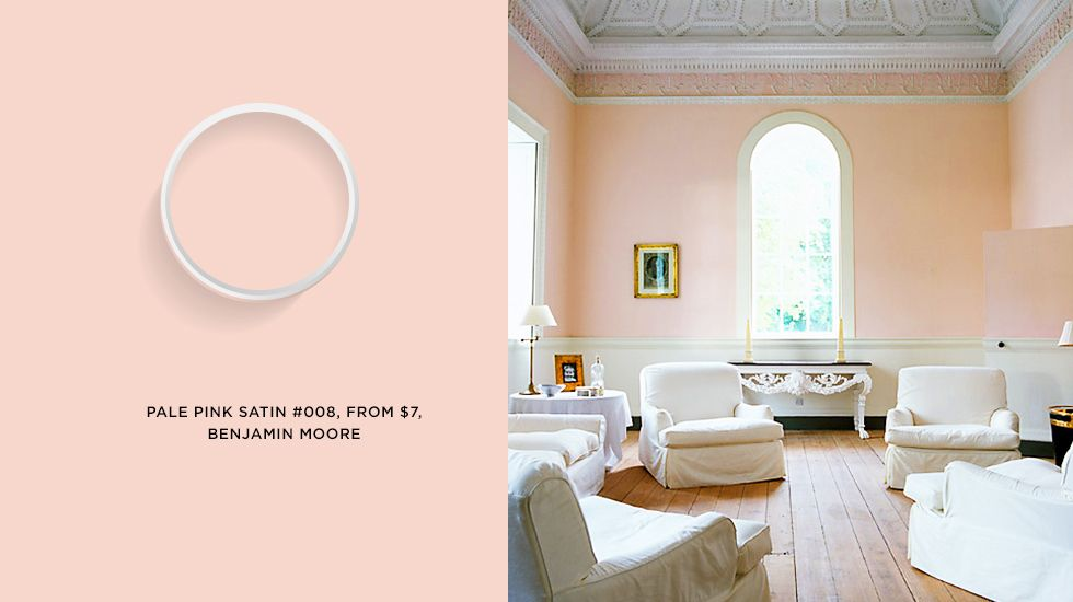 Pin On Bebe Loves #peach #color #paint #living #room