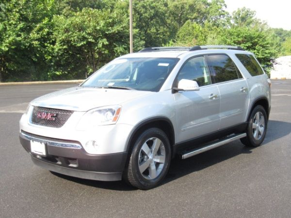 Used 2010 Gmc Acadia For Sale In Warrenton Va Truecar Cars