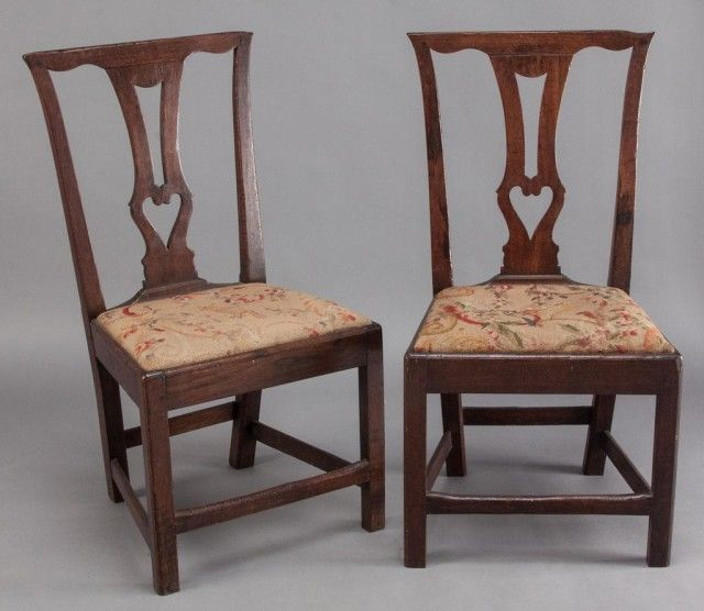 Wonderful ... Circa 1765 1785, Probably From Southampton Or Greensville Co., That  Have Survived In Outstanding Original Condition. See Hurst/Prown, Southern  Furniture ...