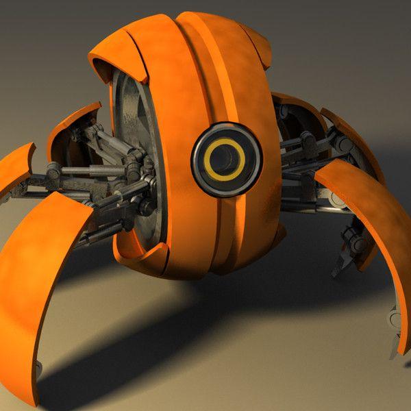SphereBot - $35