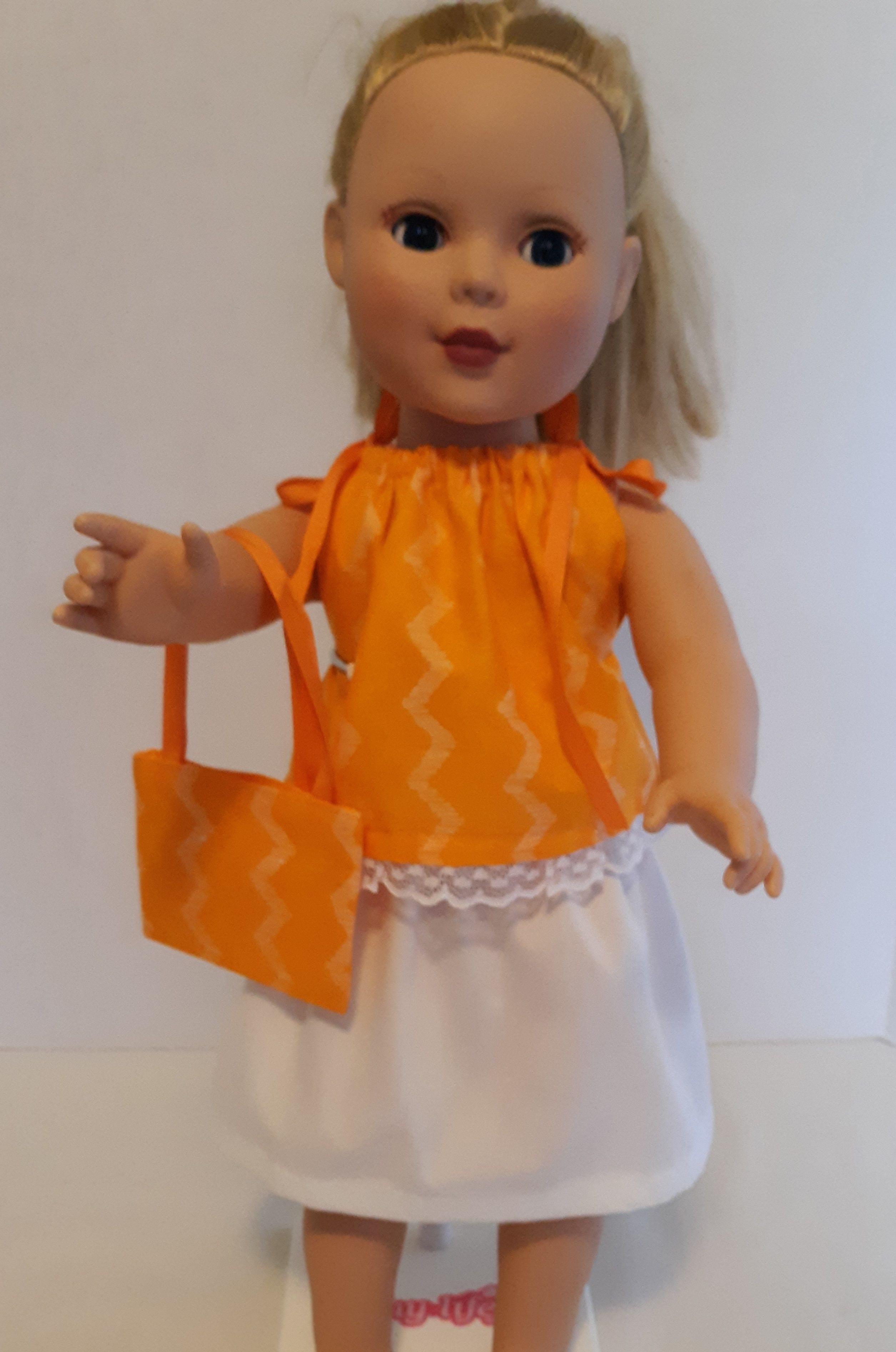 New Doll Clothes Dress for 18inch American Girl Our Generation My Life Dolls