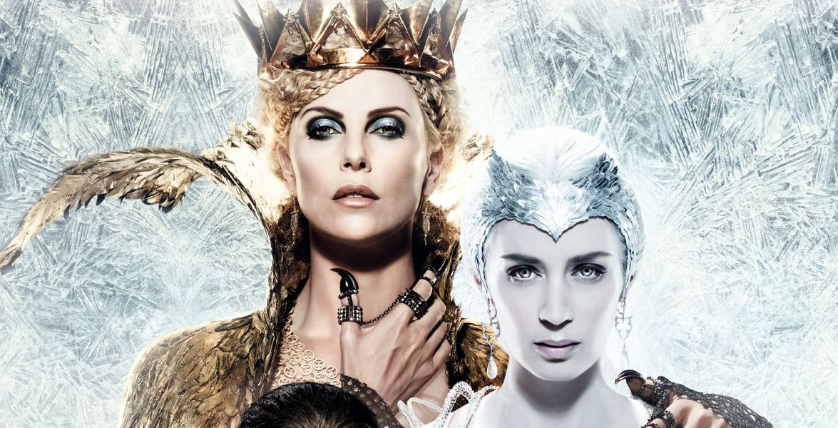 Gewinne Mit The Huntsman The Ice Queen
