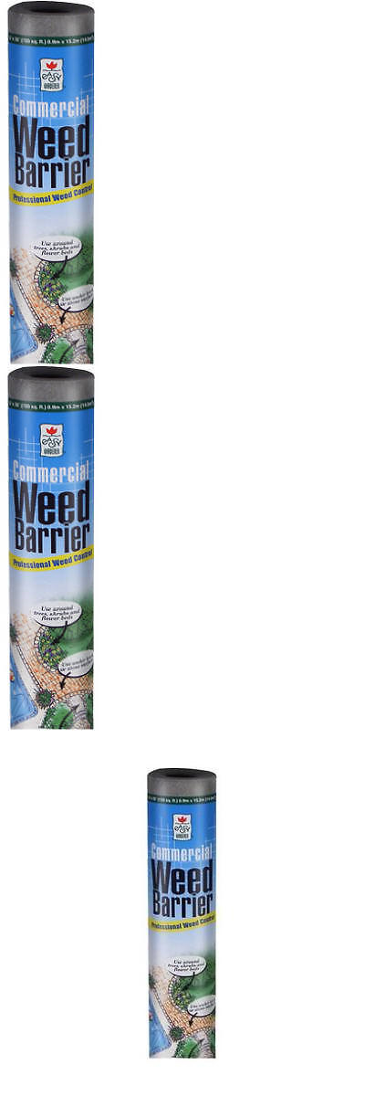Weed Control Fabric 181049: Easy Gardener 2509 Commercial Weed Block  Landscape Fabric, 4 X
