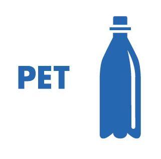 symbol pet pet recycling abfall symbole pinterest pet flaschen recycling und flaschen. Black Bedroom Furniture Sets. Home Design Ideas