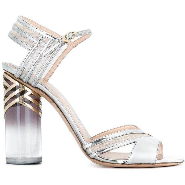 8adf94ae3ec6 Nicholas Kirkwood 105mm  Zaha  sandals ( 1