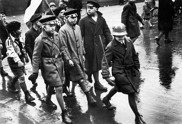 Hannover Walter Ballhause Schuler Am Geburtstag Des Fuhrers