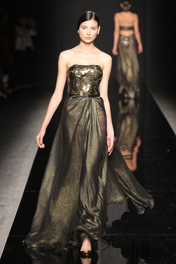 Rani Zakhem Fall-winter 2014-2015 - Couture