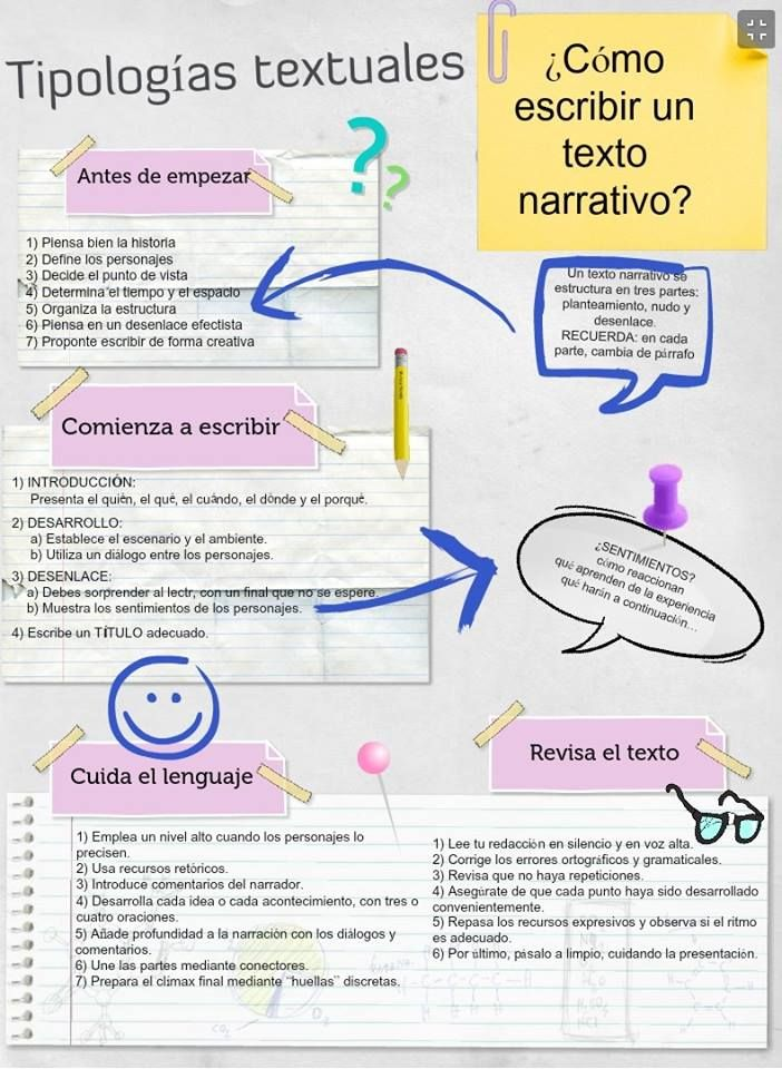texto narrativo por Isabel Castro | colegio | Pinterest | Textos ...