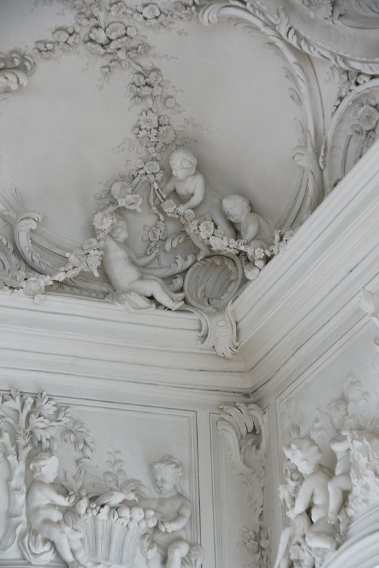 Just a small detail in my Parisian flat Rococó Pinterest Le