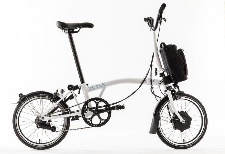 Brompton Electric Bike Folding Bike Electric Bike Brompton