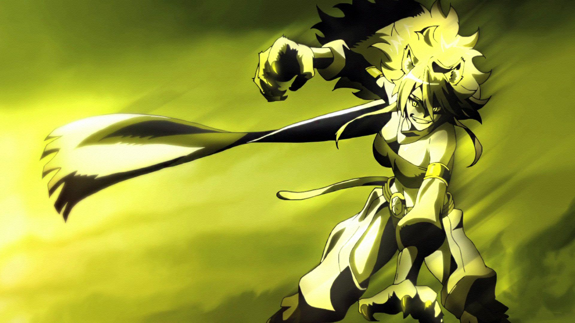 Anime Akame Ga Kill Leone Akame Ga Kill Wallpaper Fondo De