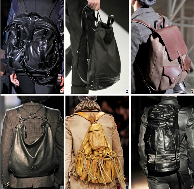 Men's Bag Became a Necessary Accessory and Style
