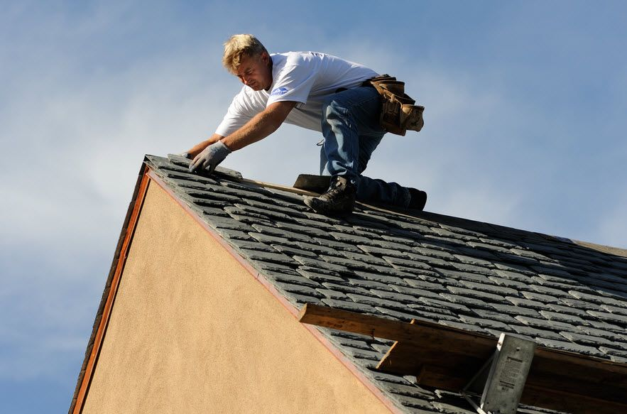 Roofrepairs Sydney Isn T Always A Major Job And It Can Be As Small As Sealing A Hole Removing A Few Tiles O Roofing Contractors Roof Repair Roofing Services