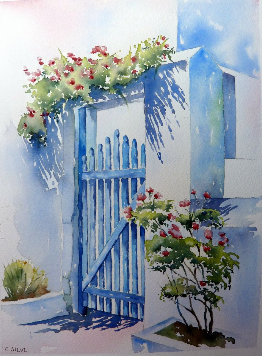 Image Result For Technique Aquarelle Debutant Technique