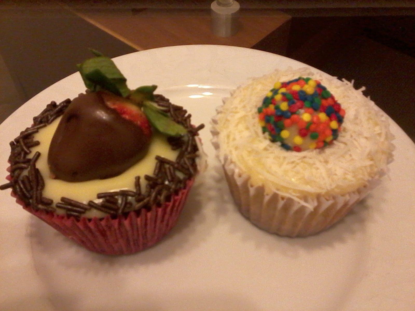 Meu cupcake
