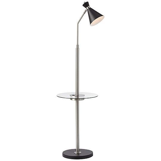attached size side vandijkmc tray of floor lamp end uk in lamps table built with full